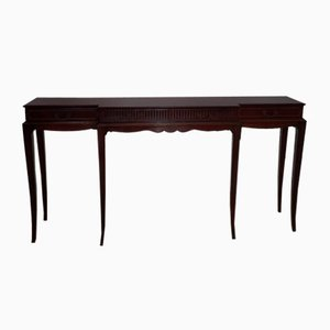 Rosewood Console Table, 1960s