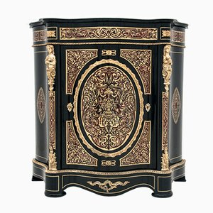 French Boulle Cabinet, 1860s
