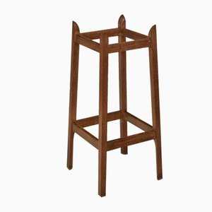 Vintage Oak Stick Stand from Heal's, 1920s