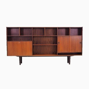 Mid-Century Danish Rosewood Highboard, 1960s