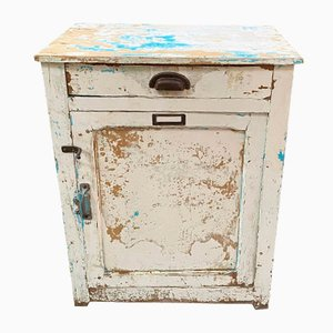 Patinated Jam Cabinet, 1940s