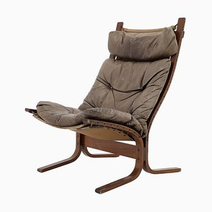 Siesta Chair by Ingmar Relling for Westnofa, Norway, 1970s