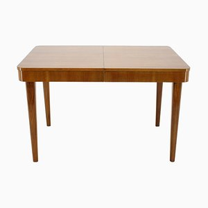 Art Deco Extendable Dining Table by Jindrich Halabala, 1950s