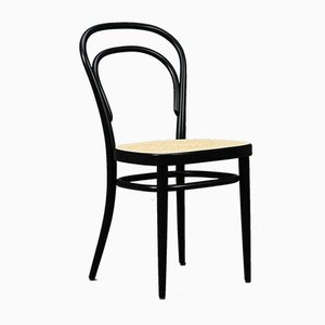 Model 214 Viennese Coffee House Chair from Thonet, 1970s