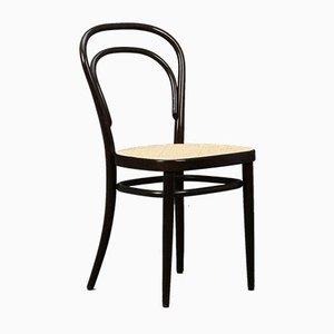 Chaise de Café Modèle 214 Viennoise de Thonet, 1980s