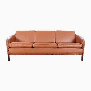 Mid-Century Modern Danish Rosewood 3-Seat Sofa, 1960s