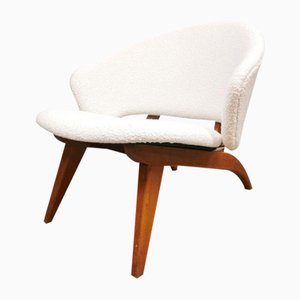 Dutch Easy Chair by Theo Ruth for Artifort, 1950s