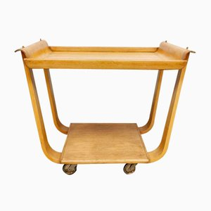 Dutch PB31 Serving Trolley by Cees Braakman for Pastoe, 1950s