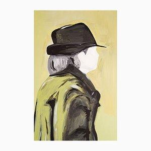 Artwork Moscow Man by Philip Lorenz, 2004