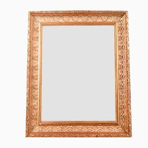 Italian Mirror with Gilded Frame, 1900s
