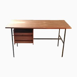 Vintage Desk with 2 Drawers, 1960s