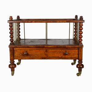 Italian Cradle with Drawer, 1800s