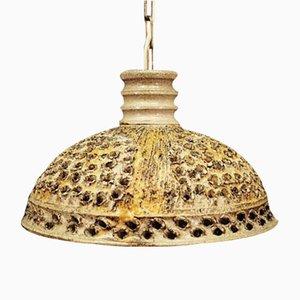 Mid-Century Ceramic Ceiling Lamp, 1970s