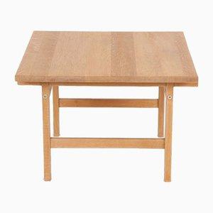 Table Basse par Hans J. Wegner pour Andreas Tuck, Danemark, 1960s