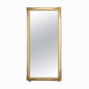 19th Century French Leaner Mirror