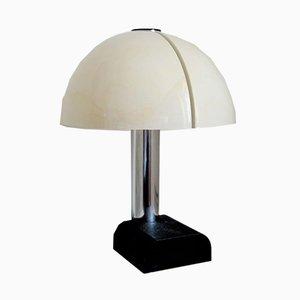Lámpara de mesa vintage de Danilo & Corrado Aroldi para Stilnovo