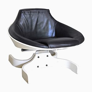 Model Sella 1001 Lounge Chairs by Joe Colombo, 1963, Set of 3