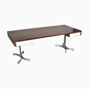 Rosewood Executive Desk from Trau, 1960s