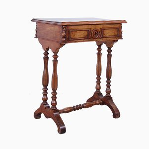 Antique French Louis Philippe Coffee Table