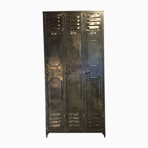 Industrial Locker from Schwartz Hautmont, 1930s