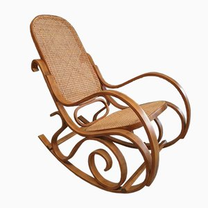 Rocking Chair from Thonet, 1950s