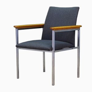 Danish Oak Armchair by Sigvard Bernadotte for France & Søn / France & Daverkosen, 1960s