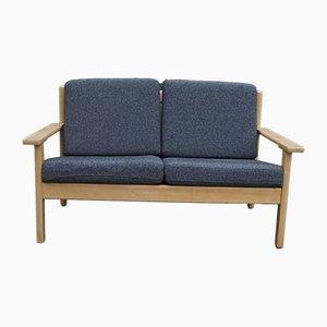 GE220-2 Sofa von Hans J. Wegner für Getama, 1959