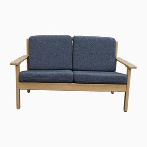 GE220-2 Sofa by Hans J. Wegner for Getama, 1959