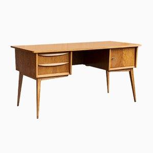 Mid-Century DDR Desk from VEB Berolina, 1960s