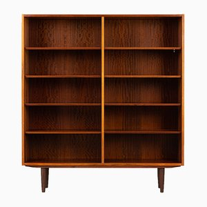 Mid-Century Rosewood Bookcase by Carlo Jensen for Hundevad & Co., 1960s