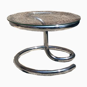 Anaconda Side Table by Paul Tuttle for Strässle, 1960s