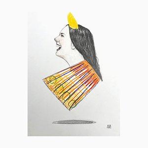 Ballerina by Mateo Andrea, 2020
