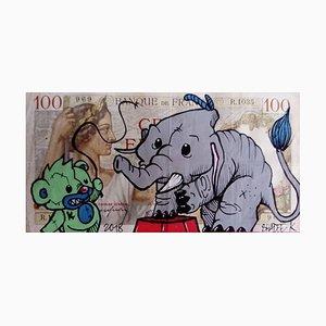 Dumbo or the Three Pigs di Shadee K, 2018