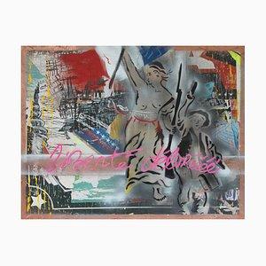 Aux Armes Liberte Delivree von Christophe Stouvenel, 2015