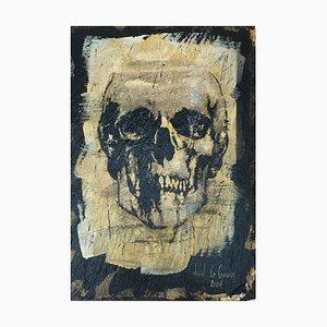 Skull by David Le Gouar, 2014
