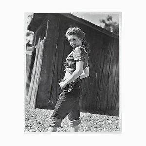 Marilyn in Jean von Andre de Dienes, 1945