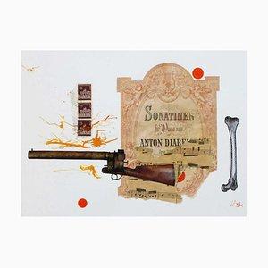 No Sense Orange by Christophe Stouvenel, 2018
