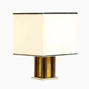 Vintage Italian Table Lamp by Romeo Rega