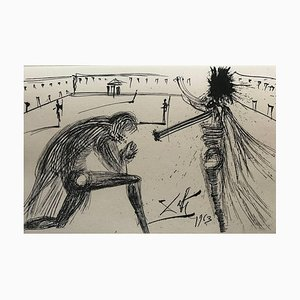 Father's Forgiveness by Salvador Dali, 1975
