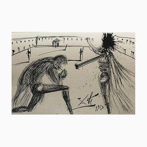 Vaters Vergebung von Salvador Dali, 1975