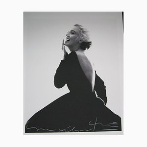Marilyn Laughing in the Famous Dior Dress by Bert Stern, 2007