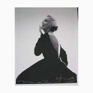 Vestido Marilyn Laughing in the Famous Dior de Bert Stern, 2007