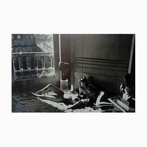 Maniquíes Quai d'Orsay II de Helmut Newton, 1977