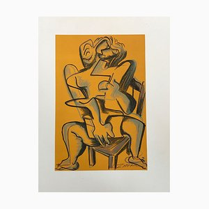 The Labors of Hercules di Ossip Zadkine, 1960
