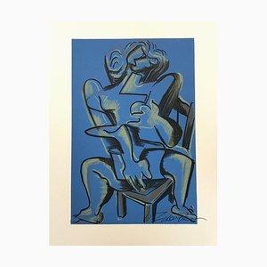 The Labours of Hercules von Ossip Zadkine, 1960