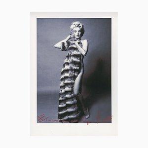 Abrigo Marilyn Monroe con chinchilla de Bert Stern, 2013