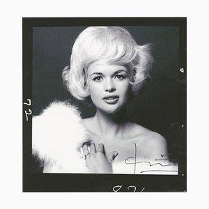 Jane Mansfield Portrait 2 von Bert Stern, 1964