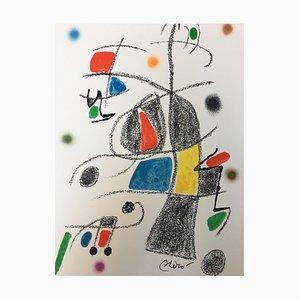 Wonders with Acrostic Variations 2 von Joan Miró, 1975