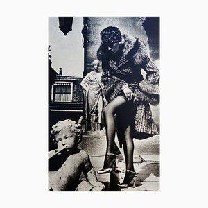 Fashion Fotografie von Helmut Newton, 1976