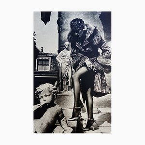 Fotografía de moda de Helmut Newton, 1976